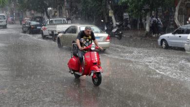 صورة حالة الطقس.. الأرصاد تحذر المواطنين من الخروج في هذه الفترة