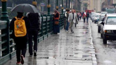 صورة حالة الطقس خلال 72 ساعة.. تقلبات وأمطار وانخفاض الحرارة