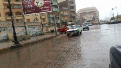 صورة الأرصاد توضح خريطة الأمطار حتى الأربعاء: غزيرة على بعض المناطق