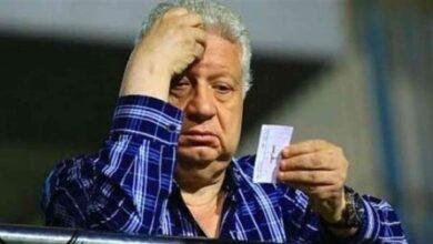 صورة نيران البلاغات تلاحق مرتضى منصور: «أهلا بك في مكتب النائب العام»