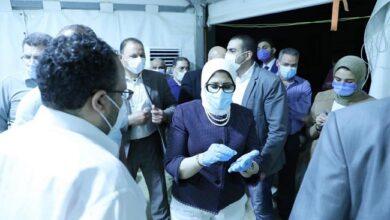 صورة آخر أخبار كورونا في مصر.. الإصابات تكسر حاجز الألف 3 أيام على التوالي