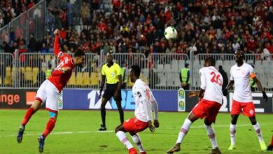 صورة هدف مباراة الأهلي وسيمبا التنزاني في دوري أبطال أفريقيا