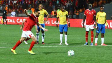 صورة صدام الأهلي وصن داونز في ربع نهائي دوري أبطال أفريقيا.. شاهد مفتاح فوز المارد الأحمر (تحليل)