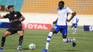 صورة موعد مباراة الزمالك وتونجيت في دوري أبطال أفريقيا اليوم 10 أبريل
