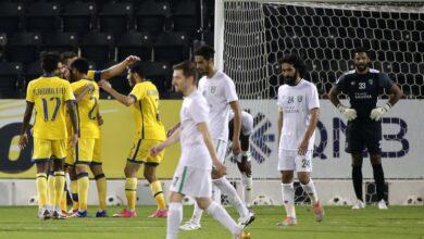 صورة ملخص وأهداف مباراة النصر السعودي والسد القطري في دوري أبطال آسيا