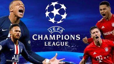 صورة موعد مباراة بايرن ميونخ وباريس سان جيرمان والقنوات الناقلة في دوري الأبطال