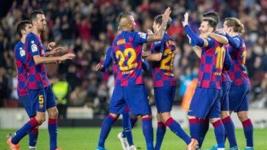 صورة ملخص وأهداف مباراة برشلونة ضد غرناطة في الدوري الإسباني «فيديو»