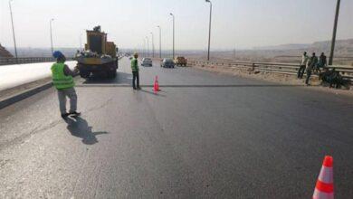 صورة عاجل.. تحويلات مرورية على الطريق الصحراوي من الصعيد للقاهرة لمدة 4 أشهر
