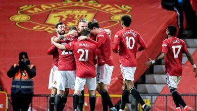صورة مباراة مانشستر يونايتد وفياريال في دوري أبطال أوروبا
