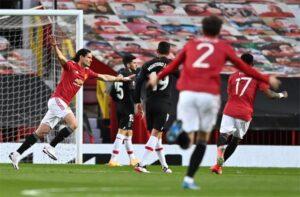 موعد مباراة مانشستر يونايتد وروما