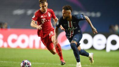 صورة نتيجة مباراة بايرن ميونيخ وباريس سان جيرمان في دوري أبطال أوروبا