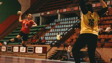صورة فريدة الشرقاوي لاعبة الأهلي لكرة اليد تكشف لـ«حصري 24» سر التتويج بالثلاثية «حوار»