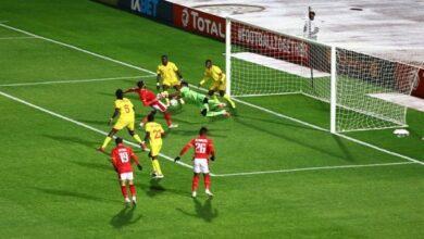 صورة تعادل الأهلي والمريخ السوداني في دوري أبطال أفريقيا