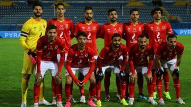 صورة موعد مباراة الأهلي ومصر المقاصة والقنوات الناقلة