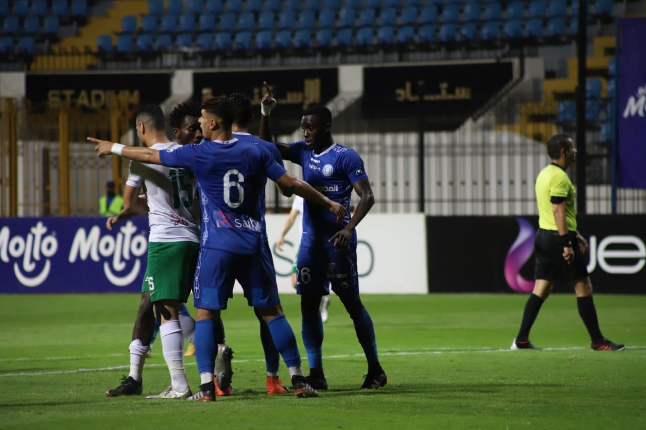 مباراة المصري وأسوان