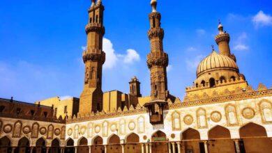 صورة متى بني الجامع الأزهر في مصر؟.. إجابة السؤال 20 ببرنامج «مهيب ورزان»