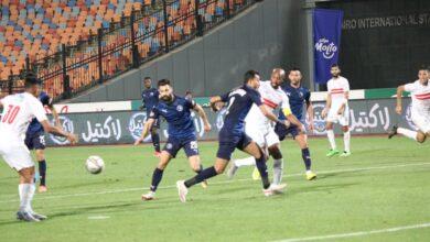 صورة تحليل مباراة الزمالك وبيراميدز في الدوري المصري: «إثارة لأخر الدقائق»