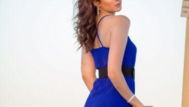 صورة ديانا حامد  تكشف لـ«حصري 24» كواليس استعداداتها لمسابقة Miss Eco