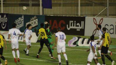 صورة مشاهد من مباراة المقاولون العرب والإسماعيلي في الدوري المصري «صور»