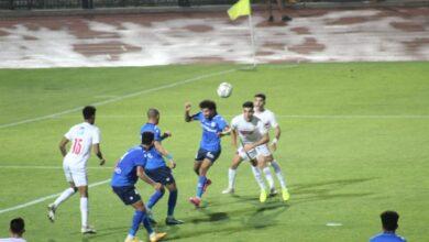 صورة الزمالك يخطف فوزًا صعبًا أمام سموحة في الدوري المصري «صور»