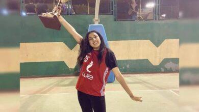 صورة منى عادل: حصلت على 10 بطولات مع الأهلي «حوار»