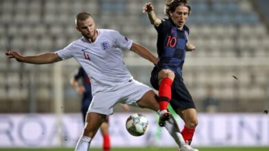 صورة مشاهدة مباراة إنجلترا ضد كرواتيا England vs Croatia في يورو 2020