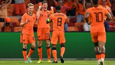 صورة مشاهدة مباراة التشيك وهولندا Czech Vs Netherlands في يورو 2020