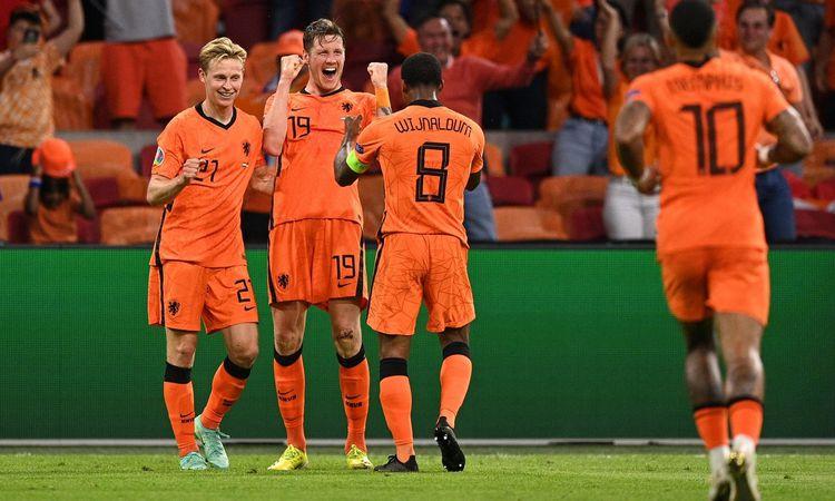 مشاهدة مباراة التشيك وهولندا
