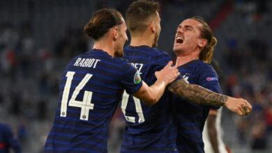 صورة ملخص ونتيجة مباراة فرنسا ضد المانيا في يورو 2020