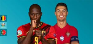 البرتغال ضد بلجيكا