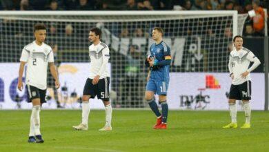 صورة مشاهدة مباراة ألمانيا ضد الدنمارك Germany vs Denmark