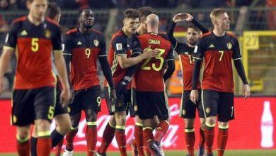 صورة مشاهدة مباراة بلجيكا ضد اليونان Belgium vs Greece