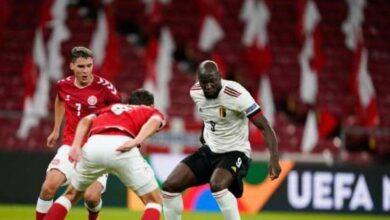 صورة مشاهدة مباراة الدنمارك وبلجيكا Denmark vs Belgium في يورو 2020