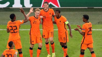 صورة مشاهدة مباراة هولندا والنمسا Netherlands vs Austria في يورو 2020