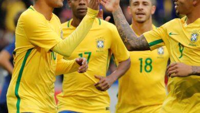 صورة بث مباشر مباراة البرازيل وتشيلي brazil vs chile في تصفيات كأس العالم