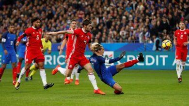 صورة مشاهدة مباراة فرنسا ضد ويلز France vs Wales