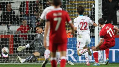 صورة ملخص وأهداف مباراة سويسرا وويلز Switzerland VS Wales