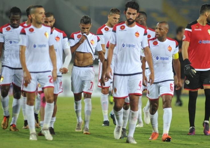 يوسفية برشيد ضد الوداد الرياضي Youssoufia Berrechid vs Wydad Athletic