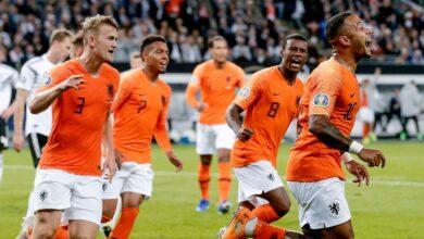 صورة مشاهدة مباراة هولندا وأوكرانيا Netherlands vs Ukraine في يورو 2020