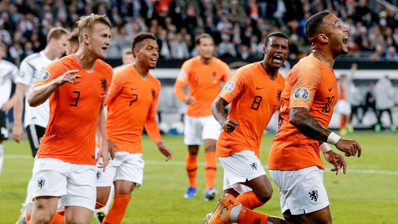 هولندا وأوكرانيا Netherlands vs Ukraine