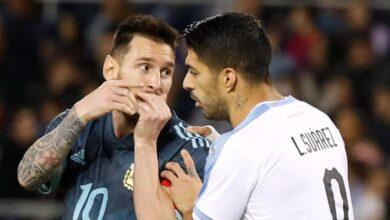 صورة مشاهدة مباراة الأرجنتين وأوروجواي argentina vs uruguay في كوبا أمريكا