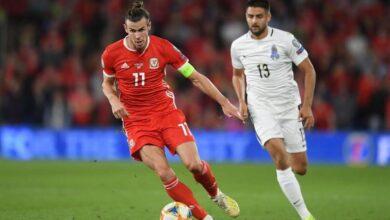 صورة نتيجة مباراة ويلز وسويسرا Wales vs Switzerland في يورو 2020