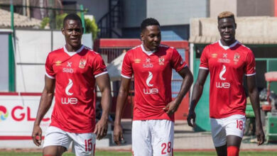 صورة عاجل.. رحيل ثلاثة نجوم عن الأهلي قبل نهائي دوري أبطال أفريقيا