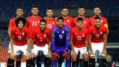 صورة قائمة منتخب مصر الأوليمبي تشهد مفاجأت نارية