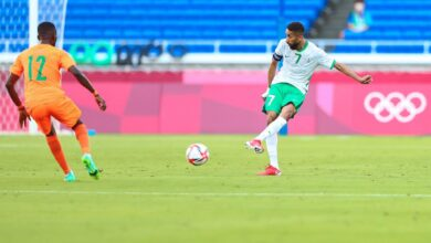 صورة بث مباشر مباراة السعودية وكوت ديفوار Saudi Arabia vs Cote d'Ivoire في أولمبياد طوكيو 2020