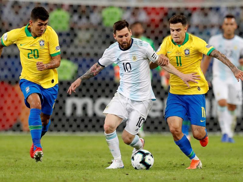 مشاهدة مباراة الأرجنتين والبرازيل في نهائي كوبا أمريكا