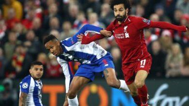 صورة مباراة ليفربول وبورتو liverpool vs porto في دوري أبطال أوروبا يلا شوت حصري yalla shoot