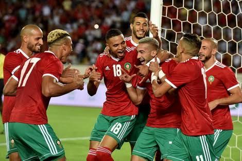 بث مباشر مباراة المغرب وغينيا