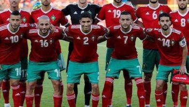 صورة موعد مباراة المغرب وغينيا Morocco Vs Guinea بتصفيات كأس العالم
