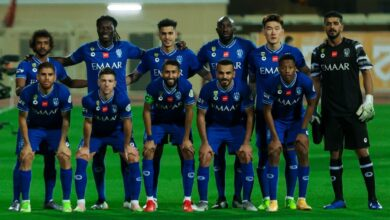 صورة موعد مباراة الهلال السعودي وبرسبوليس في دوري أبطال آسيا